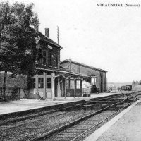 Dworzec Miraumont  train station