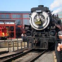 Muzeum Steamtown w Scranton  train museum