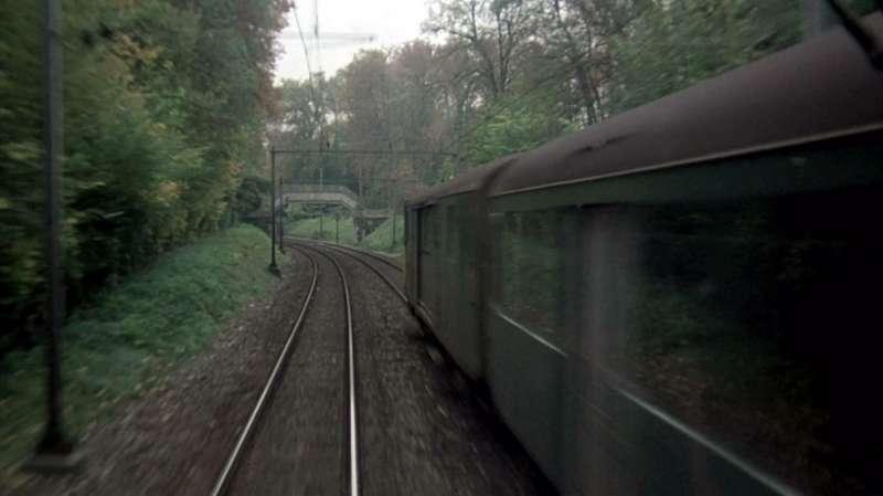 Skrzyżowanie Cassandra  1976 film o pociągach