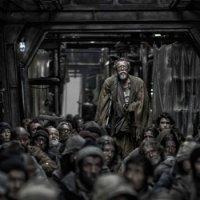 Snowpiercer: Arka przyszłości  2013 train movie