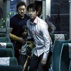Zombie express Busanhaeng 2016 train movie