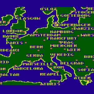 Globetrotter 1984 trains game
