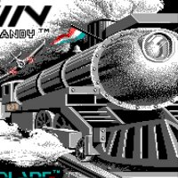 The Train: Escape to Normandy 1987 trains game
