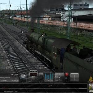 Train Simulator 2009 trains game