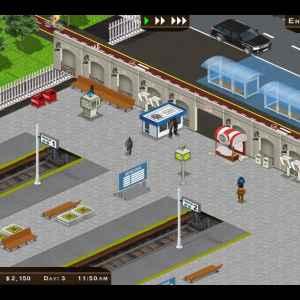 Train Station Simulator 2017 trains game