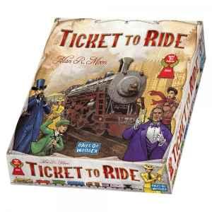 Wsiąść do pociągu 2004 trains game
