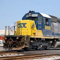 Incydent CSX 8888  trains story