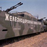 Rosyjskie Wojska Kolejowe  trains story