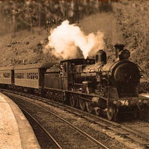 Thrilling Stories of the Railway  2014 trains radio show