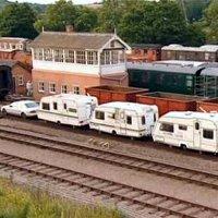 Załoga Top Gear buduje pociąg, część 2 train videos