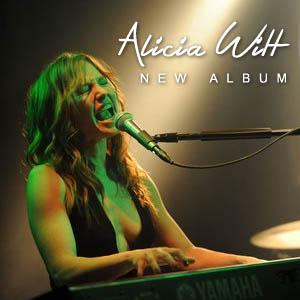 Aktorka i pianistka Alicia Witt - nowy album