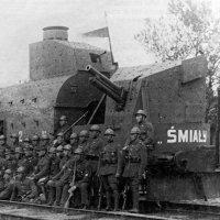 Polski pociąg pancerny Śmiały  famous trains